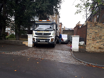 Tipper Truck And Grab Lorry Hire Solution Across Potters Bar Area